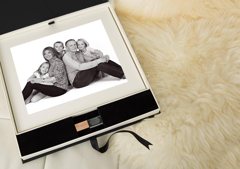 folio box product Offley Photography