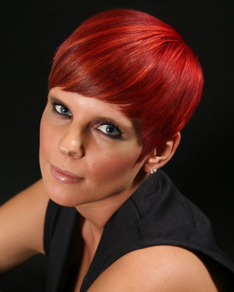 hairdresser award photography
