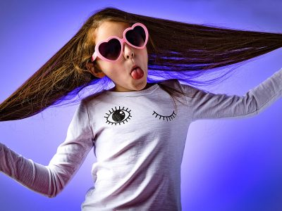cool children photo purple background Sarah Offley Ellesmere Port